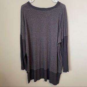 JODIFL Sweaters - Oversized V-neck Sweater